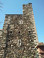 Tordères - Eglise Saint-Nazaire - Clocher face sud.jpg
