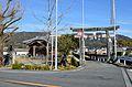 Tosa-jinja otabisho & ichino-torii.JPG