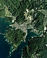 Tosashimizu city center area Aerial photograph.2019.jpg