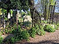 Tottenham Cemetery footpath, Haringey, London, England 5.jpg