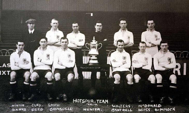 Tottenham hotsp 1921