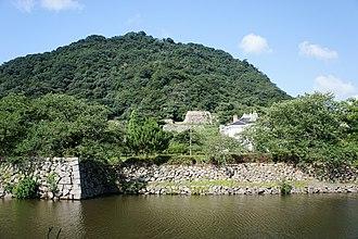Tottori Castle - Image: Tottori castle 04 2816