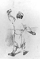Toulouse-Lautrec - UN HOMME EN CHEMISE DE DOS, 1888, MTL.127.jpg
