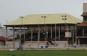 Townsville Showground - Townsville Showground grandstand, 2007