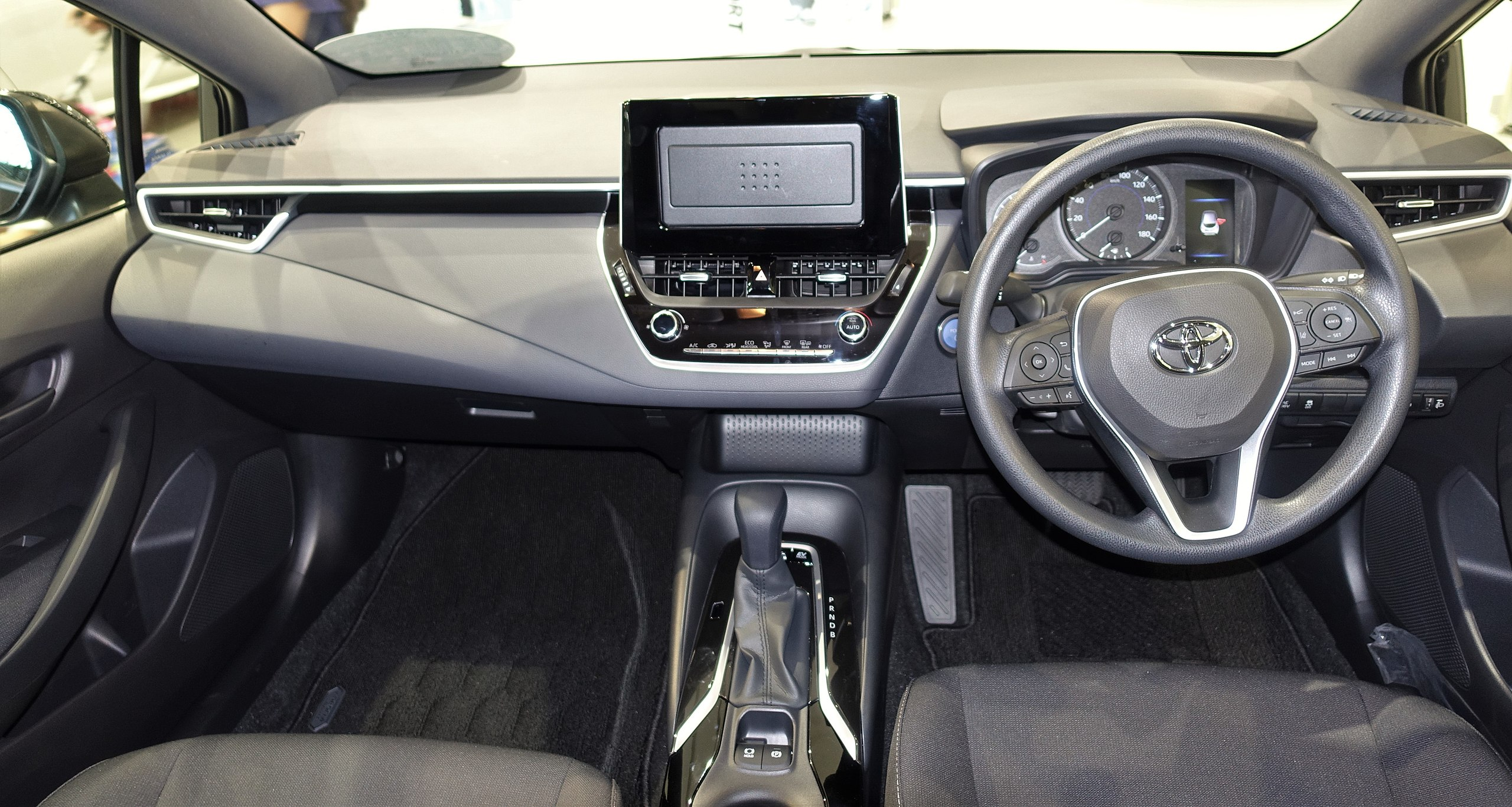 Toyota Corolla Sport interior.jpg