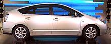 Toyota Prius, première voiture hybride commercialisée en Algérie dans PARTICULIERS 220px-Toyota_Prius_side