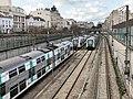 Trains MI 09 vus depuis Passerelle Sabotiers Vincennes 2.jpg