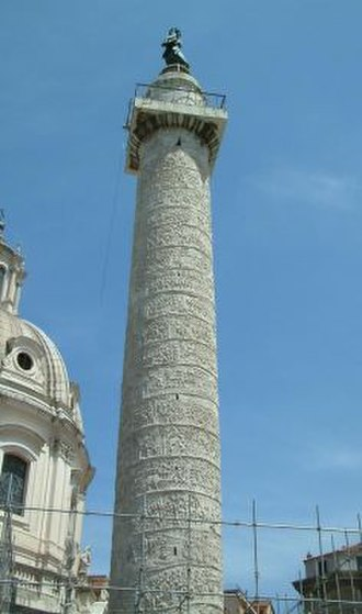 Trajan - Trajan's Column, Rome