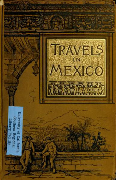 File:Travels in Mexico and life among the Mexicans.djvu