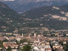 Panorama della citt�.