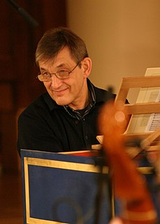 Trevor Pinnock English harpsichordist and conductor