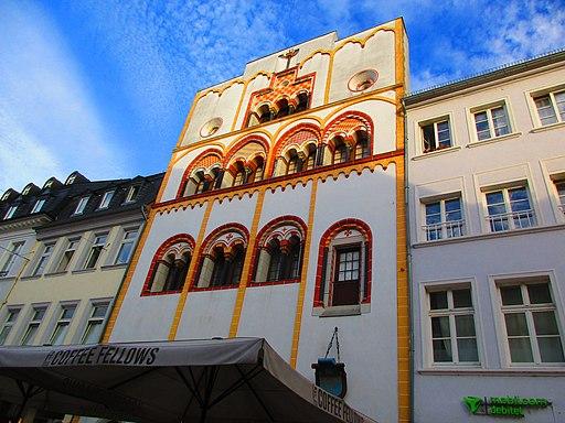 Trier - Dreikönigenhaus (Trier) - 20200904184733
