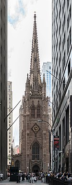 Trinity Church - Wall Street, New York, NY, USA - August 19, 2015 - panoramio.jpg