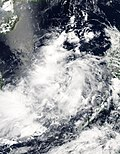 Tropical Depression Falcon 09 July 2003 0545z.jpg