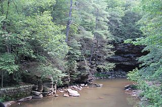 Great Trough Creek river in the United States of America