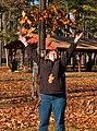 Truly enjoying autumn! (8487057273).jpg
