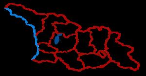 Tsqaltubo Municipality - Tsqaltubo District