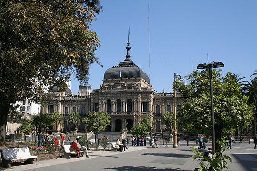 Tucuman, Casa del Gobierno