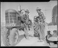 Tule Lake Relocation Center, Newell, California. Douglas Puckett and George M. Smith, Tule Lake farmers. - NARA - 536813.tif