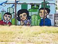 Tumbleweed Center For Youth Development - Angel Diaz- Tour - McDowell Gateway 17th St and McDowell to 16th Street and E Cyprus, 2013 - panoramio.jpg