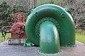 Turbina Escher Wyss - Central hidroelectrica de Tambre - 004.jpg