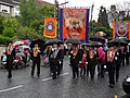 Twelfth parade, Hamiltonsbawn Road, Armagh (2) - geograph.org.uk - 1400157.jpg