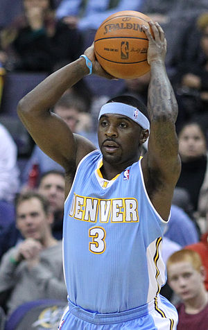 Denver Nuggets accomplishments and records - Ty Lawson was one the faces of the Nuggets from 2009–15.