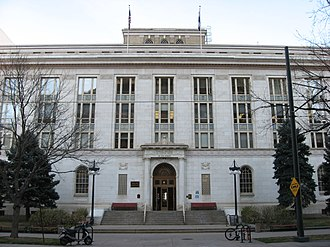 United States District Court for the District of Colorado - U.S. Customhouse