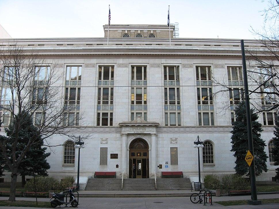 U.S. Customhouse in Denver