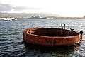 U.S. Navy 021207-N-3228G-007 USS Arizona turret 3.jpg