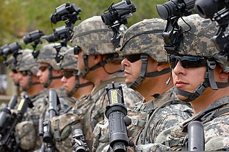Puerto Rico Army National Guard - 296th Infantry Regiment