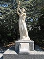 UBC Goddess of Democracy statue 2009.jpg
