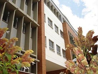 Industrial University of Santander - Image: UIS Facultad de Ciencias Humanas