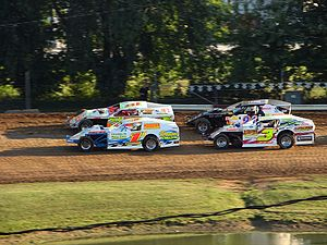 United Midwestern Promoters - UMP Modifieds in 2007
