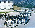 USAF Academy 0.18 Graduation parade.jpg