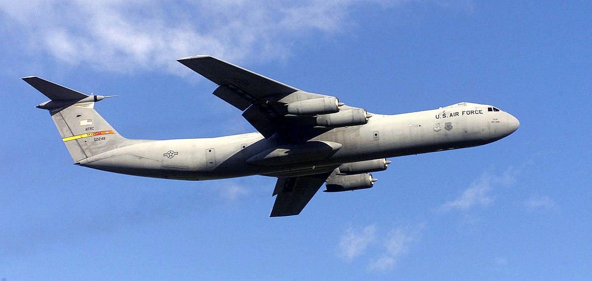 Lockheed C 141 Starlifter Wikipedia