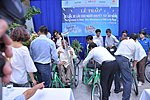 USAID Project Supports Rehabilitation Department for Children and Wheelchair Distribution in Danang (9302453639).jpg