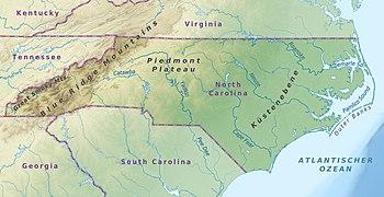 Wie hoch ist die Altersgrenze für Datierung in Nord-Carolina