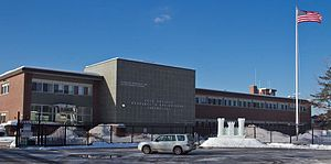 Cold Regions Research and Engineering Laboratory - Image: US Army CRREL Lab Entry