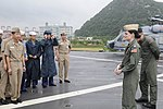 USS Blue Ridge visits Busan 140814-N-NT747-069.jpg