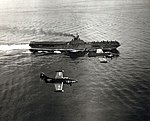 USS Boxer (CV-21) underway off Korea on 6 August 1951 (NNAM.2011.003.281.014).jpg