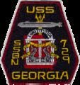 USS Georgia (SSBN-729) crest.png