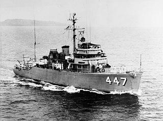 USS <i>Guide</i> (AM-447)