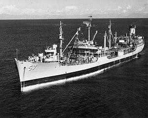 USS Marias (AO-57) - USS Marias