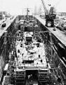USS Newport (LST-1179) under construction at the Philadelphia Navy Yard c1967.jpg