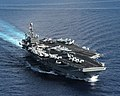 US Navy 050715-N-8163B-037 The Nimitz-class aircraft carrier USS Theodore Roosevelt (CVN 71) underway in the Atlantic Ocean.jpg