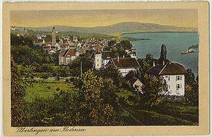 Überlingen - Überlingen ca. 1900