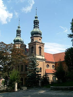 Ujście - Saint Nicholaus Church