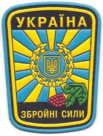 15th Transport Aviation Brigade (Ukraine) - Image: Ukrainian Air Force P
