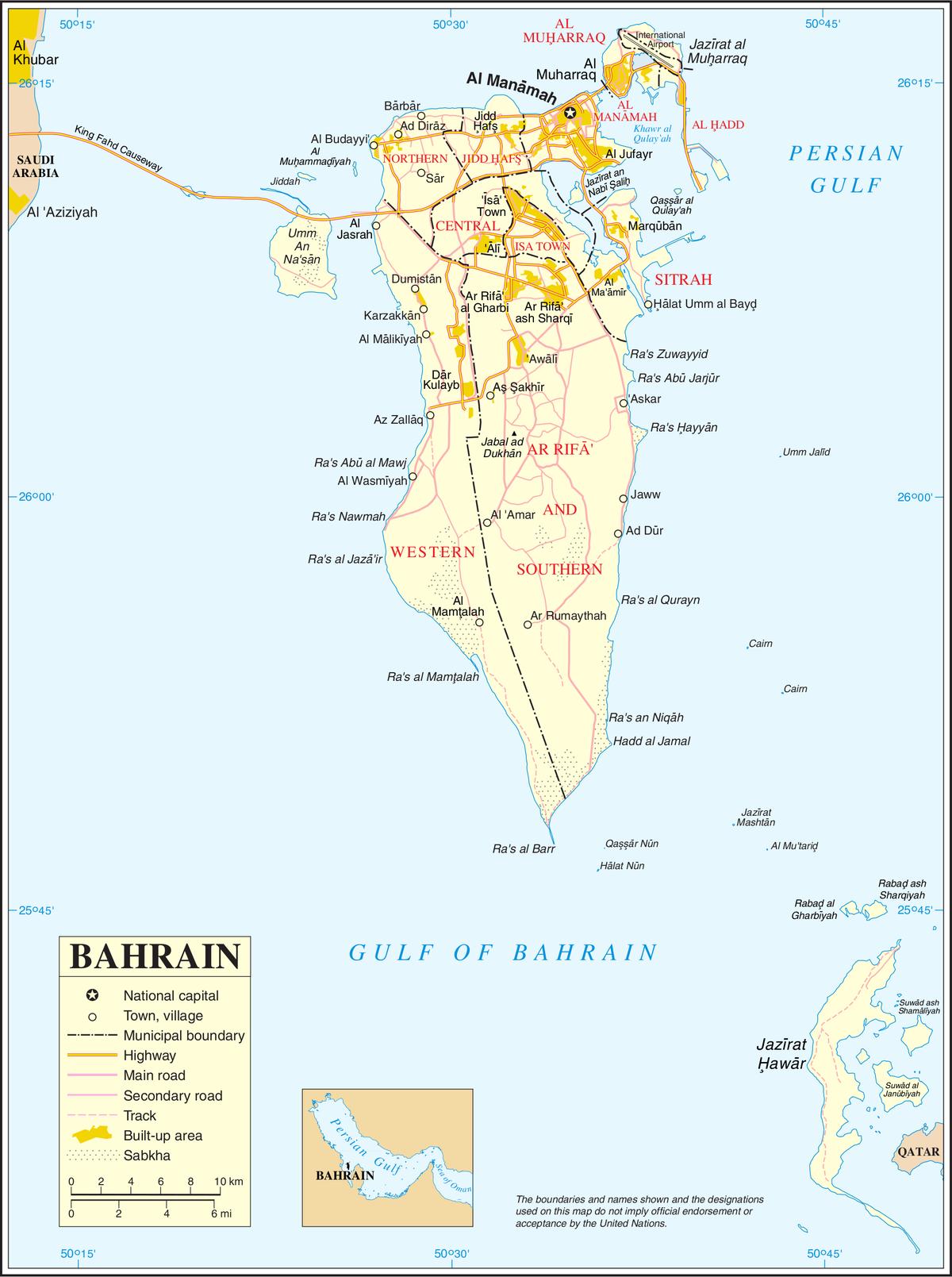 Transport in Bahrain - Wikipedia